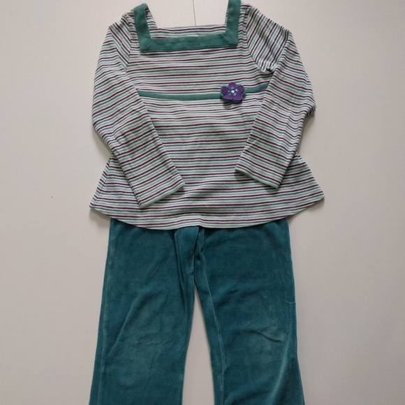 GYMBOREE Top and Pants Set